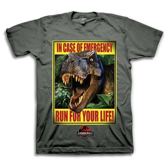 Universal Other - Jurassic Park Tyrannosaurus Rex Dinosaur T-Shirt